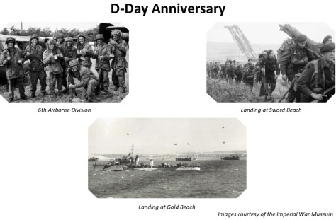 D-Day Pictures